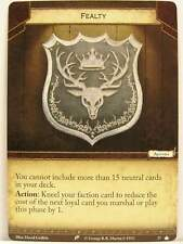 A Game of Thrones 2.0 - 1x #027 Fealty - House Baratheon