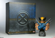 Sideshow Collectibles Marvel Wolverine Bust Statue NEW IN BOX