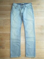 TBE !!  Superbe JEANS LEVIS 571 Slim Fit Taille W31L32...38/40