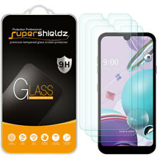 [3-Pack] Supershieldz Tempered Glass Screen Protector for LG K8X