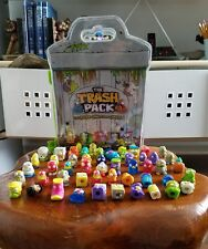 The Trash Pack Trashies Mixed Lot Figures Figures Storage