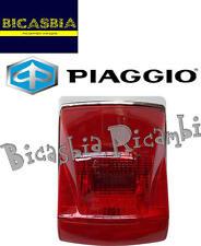 58269R ORIGINALE PIAGGIO FARO FANALE POSTERIORE VESPA PX 125 150 200 FRENO DISCO