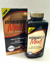 Muscletech HYDROXYCUT MAX For Women 120 Caps - Diet Weight Loss Formula