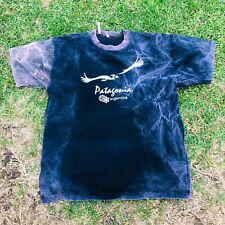New listing Vintage Patagonia Argentina Distressed Tie Dye Shirt L Rare