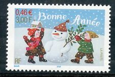 STAMP / TIMBRE FRANCE NEUF N° 3437 ** MEILLEURS VOEUX