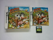 Farm Frenzy: Animal Country - Nintendo DS - 2DS 3DS DSi - Free, Fast P&P!