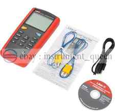 UNI-T UT-325 Contact Type Dual Thermometers  K J T E R S N, USB !!NEW!!