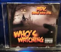 Anybody Killa - Who's Watching CD Single insane clown posse twiztid abk boondox