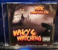Anybody Killa - Who's Watching CD Single insane clown posse twiztid abk boondox