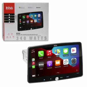 "BOSS BCPA10 1-DIN 10.1"" Digital Media Car Stereo Apple Carplay Android Bluetooth"
