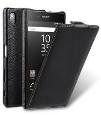 Melkco Premium Leather Case for Sony Xperia Z5 - Jacka Type (Black LC) H18141