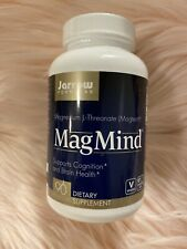 MagMind By Jarrow - 90 Veggie Caps exp 9/2021 Fast Shipping