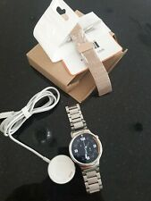 Huawei W1 115016 Classic Smartwatch - with extra gold stap