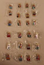 World Cup McDonalds USA 1994 Football Soccer pins Aminco Unopened Lot of 24
