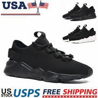 Men's Outdoor Athletic Sneakers Sports Running Tennis Shoes Casual Jogging Gym