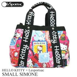 LeSportsac Small Simon  Hello Kitty Collector Anniversary Edition