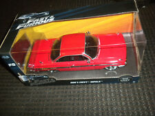 Jada Toys Fast and Furious Die Cast Car - Dom's Chevy Impala
