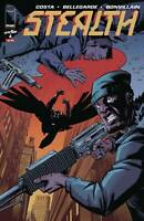 Stealth #4 (Of 6) (2020 Image Comics) First Print Howard Cover