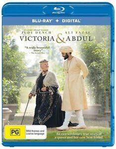 Victoria & Abdul (Blu-ray, 2017)