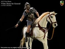 ACI 1/6 White Horse and Roman General russell crowe delux/arena/battle choice of