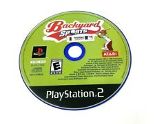 Backyard Sports: Baseball 2007 (Sony PlayStation 2 PS2) *DISC ONLY - TESTED*