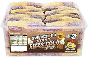 SweetZone Giant Fizzy Cola (60) pieces 900g