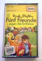 Hörspiel  FÜNF FREUNDE - MC FOLGE - 13 - Fünf Freunde jagen die Entführer