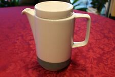 Ilmenauer Kaffeekannen Rational mit Stempel  grüner Rand am Kannenfuß