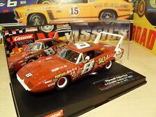 Carrera 27398 Plymouth Superbird 1972 * Edición Limitada de EE. UU. * - totalmente Nuevo En Caja.