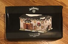 Department Dept 56 Jack Daniel's Barrel House #7 NIB #4050949 Lynchburg RARE 🔥