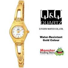 LADIES BRACELET WATCH CITIZEN MADE GOLD F319-004 P$99.9 12-MONTH WARRANTY