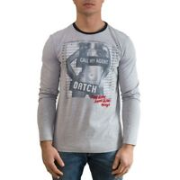 Datch T-Shirt Uomo Col Grigio tg varie | -48 % OCCASIONE |