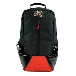 Nike Air Jordan Retro 11 Backpack 9A1971-KR5 Black Red Bred NEW With Tags XI