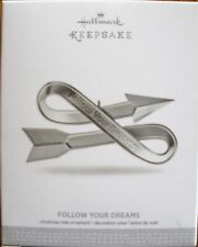 Hallmark 2016 Ornament - Follow Your Dreams - NEW