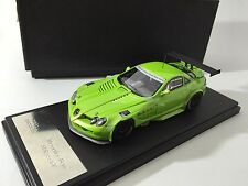 1/43 Fline Mercedes-Benz SLR 722 GT Open & Close Green Metallic
