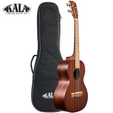 Kala Ka-15t Satin Mahogany Tenor Ukulele W/ Aquila Strings Padded Gig Bag