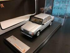 1/43 PremiumX Volvo 740 1985 PRD438 gris grey silver silber argent no minichamps