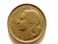 1951 French Ten Francs Coin