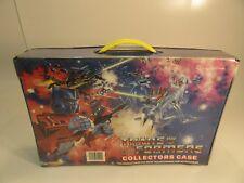 Vintage Transformer Case  1984   # 75100
