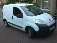 Fiat Fiorino diesel van, short MOT, running, drives, 4 good tyres, will need tlc