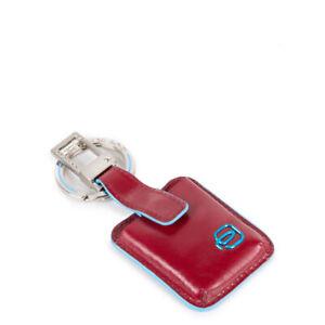 Schlüsselanhänger PIQUADRO Blau Square Unisex - AC3954B2-R