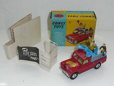 CORGI 487 Chipperfields Circo Land Rover PARATA Veicolo Nuovo di zecca Boxed