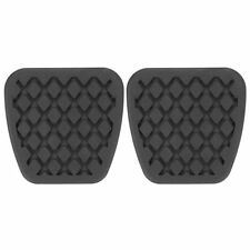 2X Brake Clutch Pedal Pad Rubber Cover For Honda Civic Accord CR-V Prelude Acura
