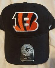 NWT Cincinnati Bengals  NFL Youth Kids  47 brand  Cap Hat