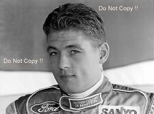 Jos Verstappen Benetton F1 Portrait 1994 Photograph