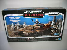 STAR WARS ROGUE ONE COLLECTION IMPERIAL COMBAT ASSAULT TANK #e0215 NOS