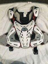 Troy Lee Designs//Shock Doctor Lycra Leggings Thigh//Crotch Motocross Armour MX