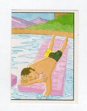 figurina - BARBIE 1989 PANINI - NUMERO 133