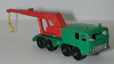 Lesney Matchbox No. 30 8 Wheel Crane