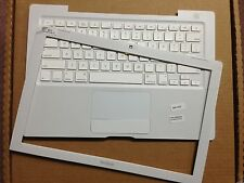 "Genuine MacBook 13"" Keyboard/Top Case 613-7666 DD#2 USA plus bezel. BRAND NEW"
